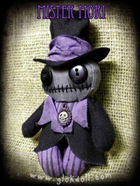 Mister Mori (velvet)