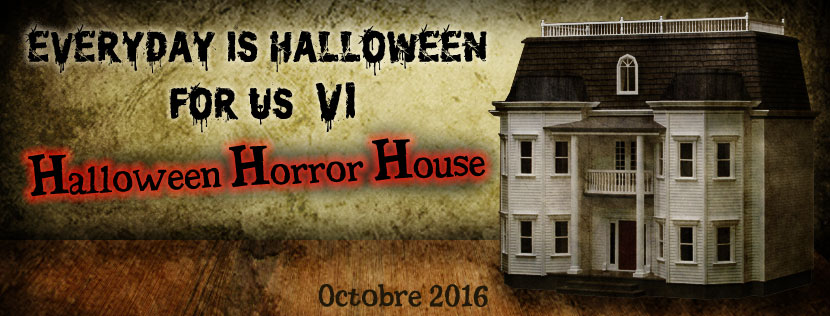 Everyday is Haloween for Us saison 6 octobre 2016