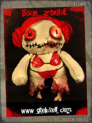 Bikini Zombie