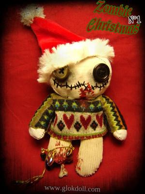 Zombie Christmas n°1
