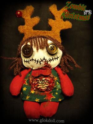 Zombie Christmas n°2