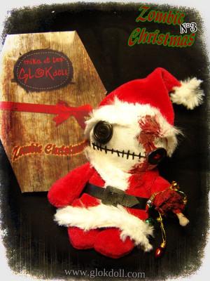 Zombie Christmas n°3