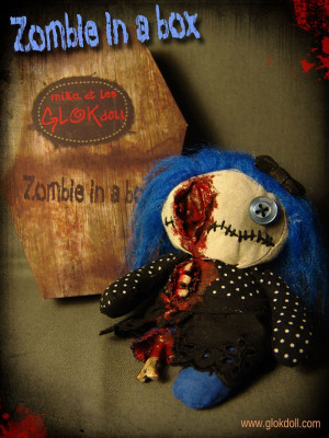 Zombie in a Box N°12