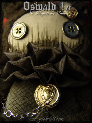 Oswald 1er, Sa Majesté des Ombres