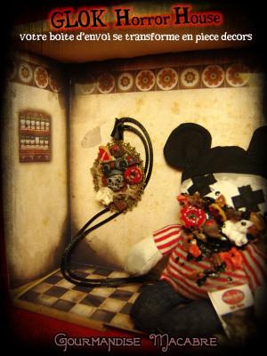 Gourmandise Macabre, GLOK Horror House 1