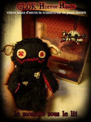 Le Monstre sous le lit, GLOK Horror House