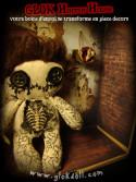 Encré dans l'esprit, GLOK Horror House