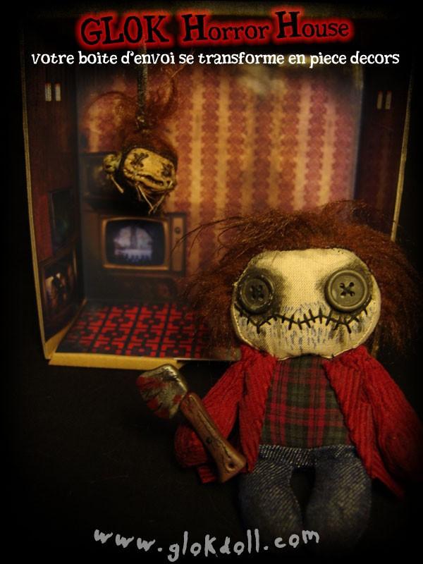 Programme Funeste, GLOK Horror House