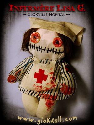 Infirmière Lisa G