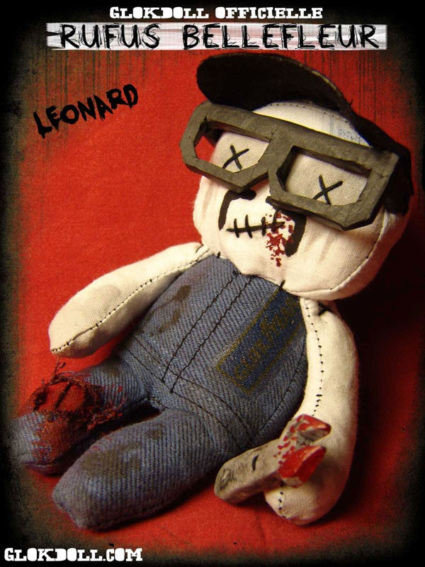 Leonard,  Rufus Bellefleur Officielle