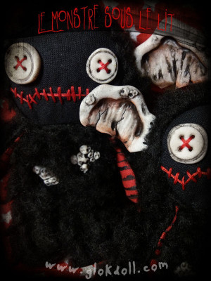 le Monstre sous le lit