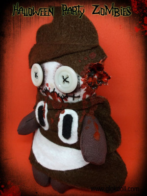 Emoticaca, Halloween Party Zombies
