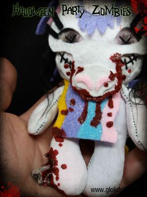 Licorne, Halloween Party Zombies