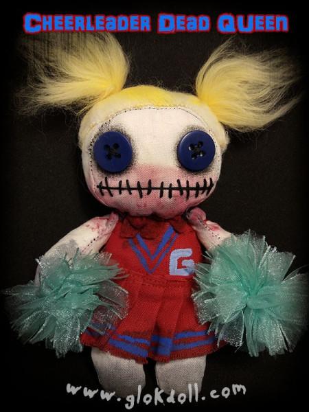 Cheerleader Dead Queen