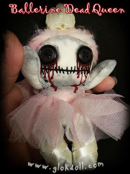 Ballerine Dead Queen