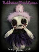 Ballerine Dead Queen Violette