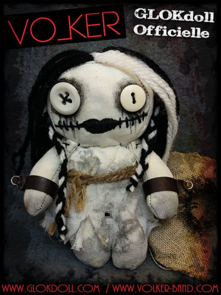 "Volker ""witch"", GLOKdoll Officielle"
