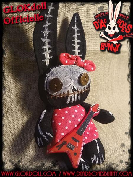 Dead Bones Bunny (2), GLOKdoll Officielle