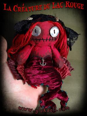 La Créature du Lac Rouge