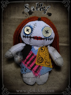 Sally et sa nocturnaline
