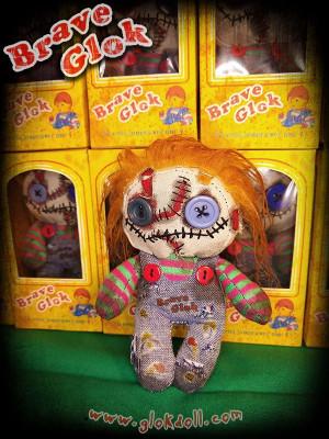 Chucky Brave GLOK